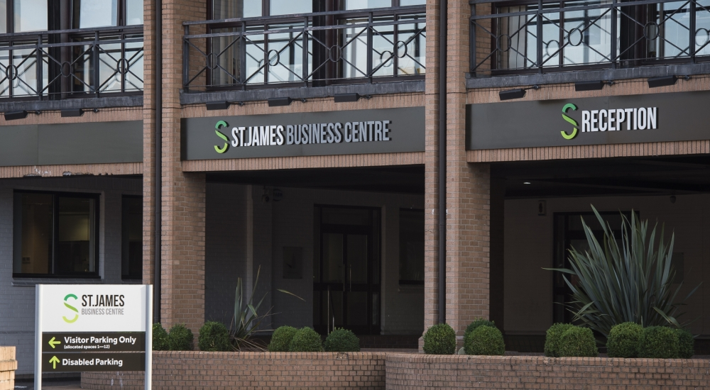St James Business Centre