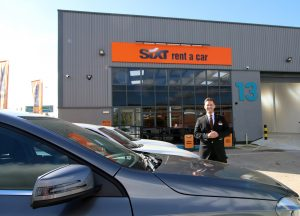 Sixt Car Hire Leeds